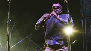 Finále prvního dne festivalu Štěrkovna Open Music obstarali Chinaski