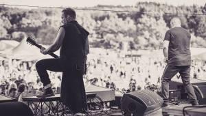 Festival Hrady CZ přilákal v sobotu na Švihov davy lidí