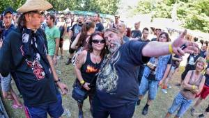 Rockfest Dačice přivítal Prague Conspiracy, Arakain, Visací zámek i Citron, s Dymytry vystoupil fanoušek