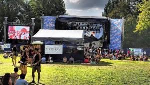 Sázavafest přivezl na úvod Slzu či Blue Effect, festival pokračuje až do soboty