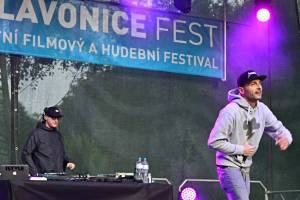 Slavonice spojily film s hudbou, předvedli se Indy & Wich i Blue Effect
