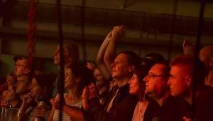 Marillion v Plzni hráli písně o strachu. Koncert v DEPO2015 měl parametry halové show