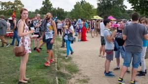 Duhový průvod Prahou zakončil 6. ročník LGBT festivalu Prague Pride