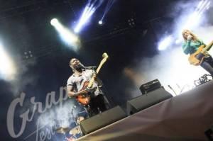 Na Slovensku se vytáhli: Grape festival hostil Bloc Party, Milky Chance i MØ