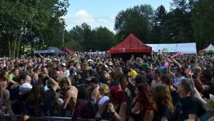 V Domažlicích proběhl Chodrockfest pod taktovkou Wohnout, Dymytry nebo Traktoru