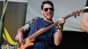 Pražskou Stromovkou hýbaly funky rytmy! Jihoafričan Jeremy Loops přivezl exotiku, hráli i domácí Megaphone