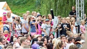 Kryštof kemp v Lokti: Krásné prostředí, ideální počasí a nečekaná žádost o ruku