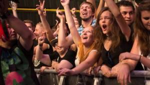 Druhý den Prague Sounds Good festivalu: Fanoušci vítali NOFX házením kelímků s pivem