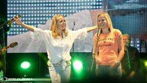 Lucie Vondráčková v Chomutově: Úsměv a Kousek štěstí pro každého