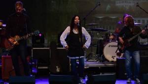 Anna K. koncertem podpořila nemocného fotbalistu Mariána Čišovského