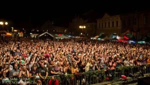 Wohnout na Žatecké Dočesné: Dvouhodinový koncert, skvělé publikum a jako host Eva Pilarová