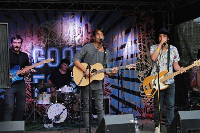 Plzeňský Goodfest uvítal Lake Malawi, IAN nebo Light And Love, hostiteli byli The Fellas