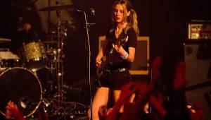 Britská senzace Wolf Alice přivábila fanoušky do Akropole