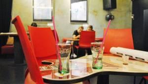 V Rock Café začal Art Block Festival, dorazili i Pipes And Pints