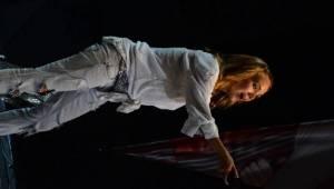 Lucie Vondráčková postavila Divadlo Hybernia na nohy