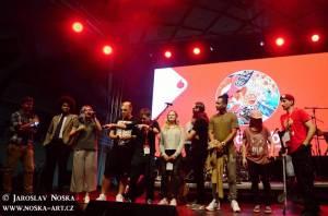 ONLINE: Vodafone YouFest vítá YouTubery i hudební hvězdy