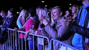 Dobřanský Radbuza fest: Fanoušky zahřáli Vypsaná Fixa, Sabina Křováková nebo ISUA