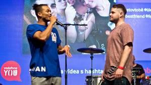 Vodafone You Fest: Spojení gamingu, jidla a mladých umělců v Holešovicích