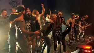 Poslední koncert Pipes And Pints: Kapela se před pauzou rozloučila ve velkém stylu