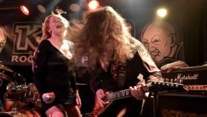 V Kainu duněl metal: Metal Craft měli koncert se Second Chance
