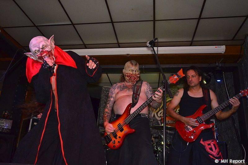 Tortharry v Plzni oslavili 25 let, hráli i Fata Morgana a Congenital Anomalies