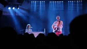 Lenny a Jakub Ondra zaplnili plzeňský klub Buena Vista do posledního místečka