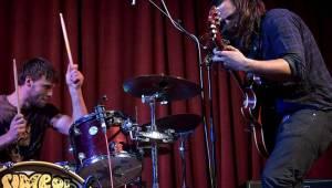 Simeon Soul Charger dovezli hudební představení do pojišťovny