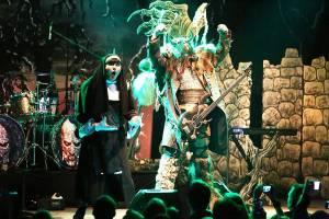 Finské příšery strašily v Bratislavě: Tuhle show vezou Lordi do Česka