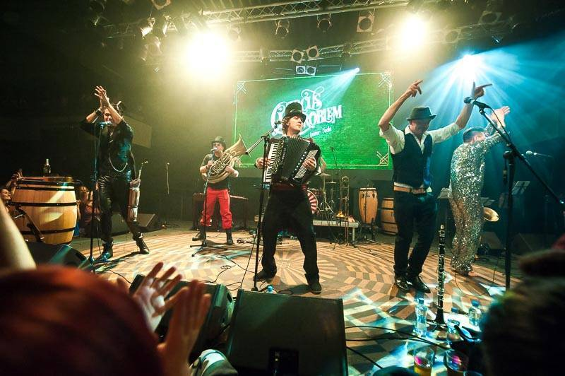 Circus Problem pokřtili novou desku Inner Fools a zároveň odstartovali podzimní turné