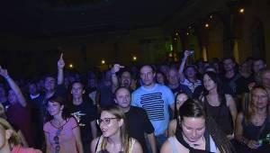 Gaia Mesiah strhla i fanoušky v Plzni. Energie se valila klubem