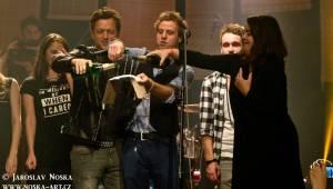The Fellas pokřtili Scarecrow s Markétou Irglovou a zakládajícími členy