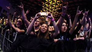Lordi v Hluku: Obrovská show plná efektů a krve