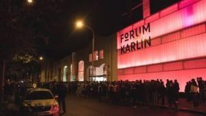 Marpo ve Foru Karlín znovu posouval hranice