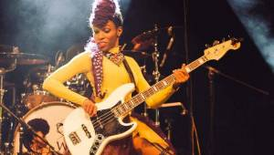 Nik West, funková princezna a baskytarová královna, která hrála i s Princem, okouzlila Plzeň