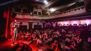 Ben Cristovao zazpíval pro stovku žen na VIP show v pražském Royalu