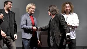 Premiéra The Parliament Of Souls na Žofíně: Pódium patřilo Celeste Buckingham, Ondřeji Rumlovi i Justinu Lavashovi