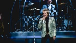 Rod Stewart poprvé v Česku: V pražské O2 areně přehrál všechny svoje zásadní hity