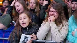 Slza fanouškům v Českých Budějovicích podepsala knihu