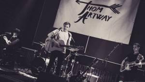Thom Artway si v Plzni poradil i bez parťáků Light And Love