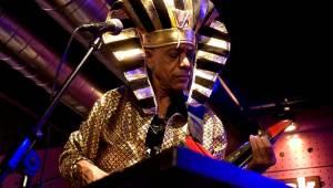 V Praze zahráli průkopníci world music The Pyramids