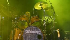 Olympic to rozjel v plzeňské Šeříkovce, s kapelou zpíval celý sál