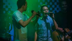 Slza prošla Katarzí také v Liberci: Fanoušci zpívali hity z debutového alba