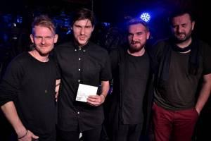 No Distance Paradise uvedli v Cross Clubu svou novou desku Pieces