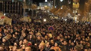 Václavákem zněly budíky: Výročí Sametové revoluce uctili Michal Pavlíček, Emma Smetana, Michal Hrůza a další