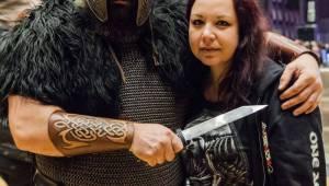 Vikingové Amon Amarth přivezli ze Švédska metalovou smršť, hráli i Testament a Grand Magnus