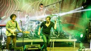 MIG 21 završili podzimní turné ve vyprodaném Pekle v Plzni