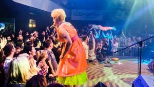 Monkey Business spustili znovu svůj kravál v Lucerna Music Baru