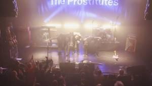 The Prostitutes hráli před návratem do studia v Akropoli, představil se i Nèro Scartch