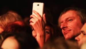 Zas ta Zaz: Také ve Zlíně energická Francouzka rozpálila fanoušky