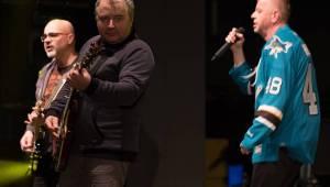 Krampus Show Kaplice: Koncert Mňágy a Žďorp a přehlídka úchvatných masek
